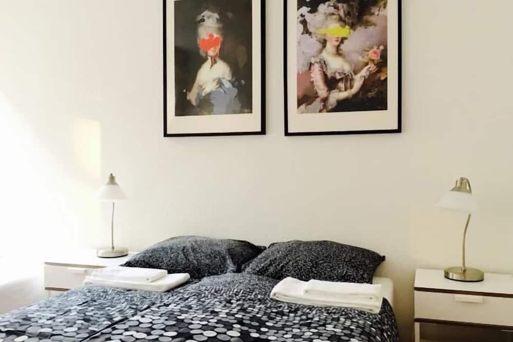 Апартаменты «Сити», 1 спальня, мини-кухня - Номер