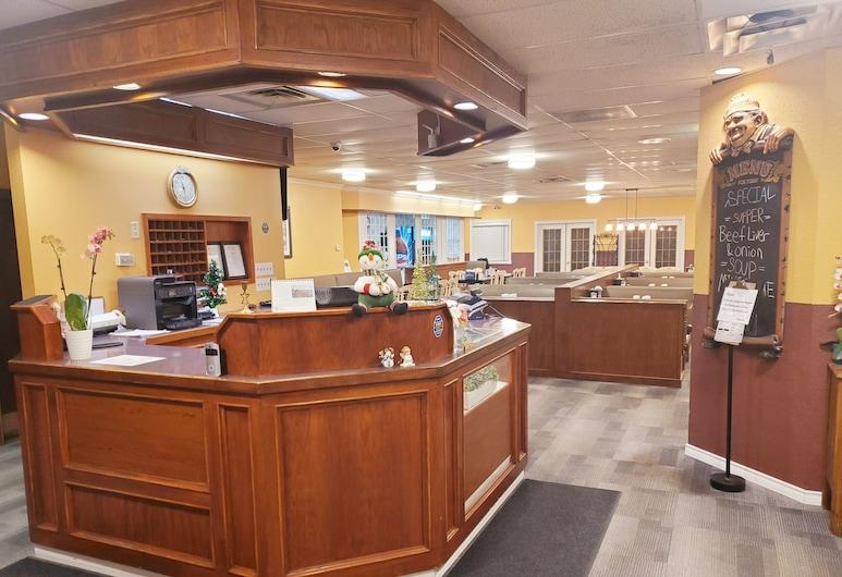 Moosomin Country Squire Inn, Moosomin, Tiền sảnh
