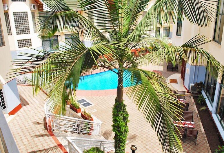 Gold Crest Hotel, Arusha, Αρούσα, Πισίνα