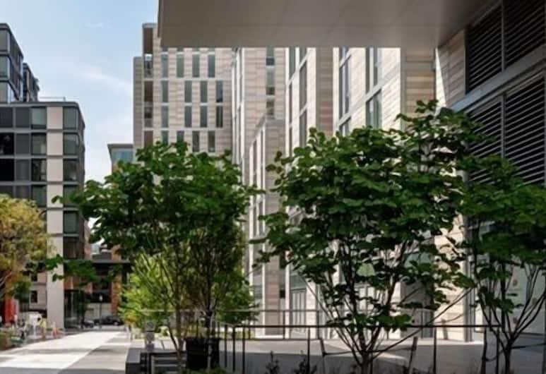 Weichert Suites at City Center, Washington, Hotelli territoorium