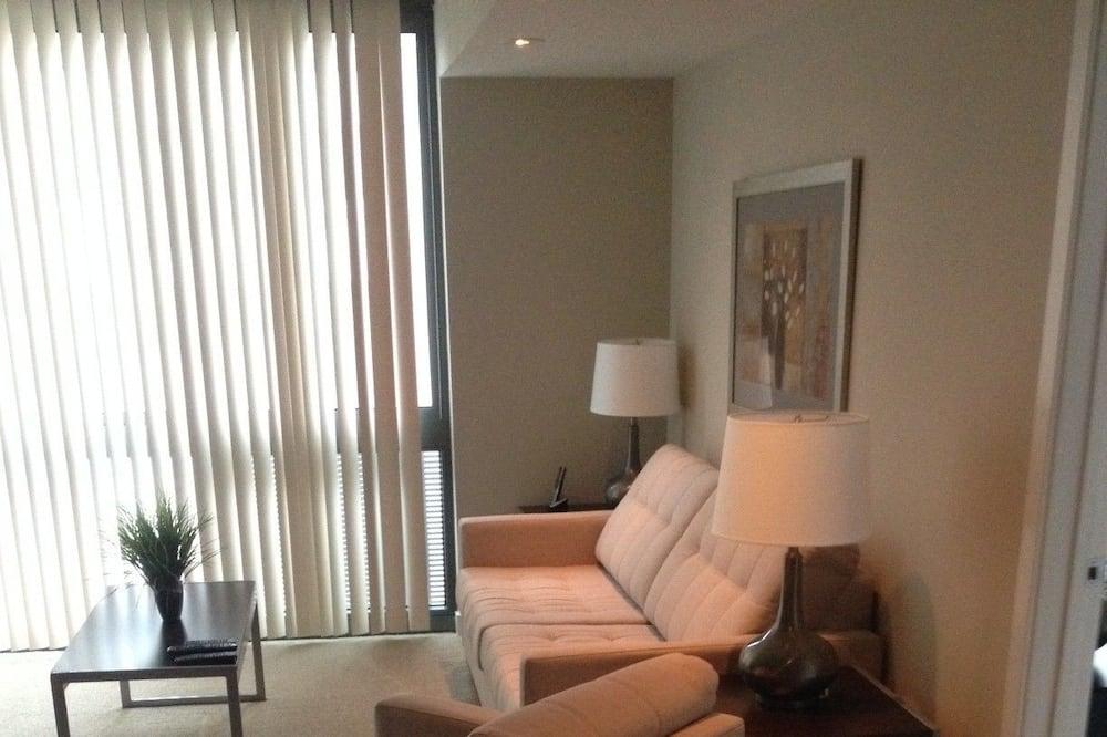 Apartament typu Premier, 1 sypialnia - Salon
