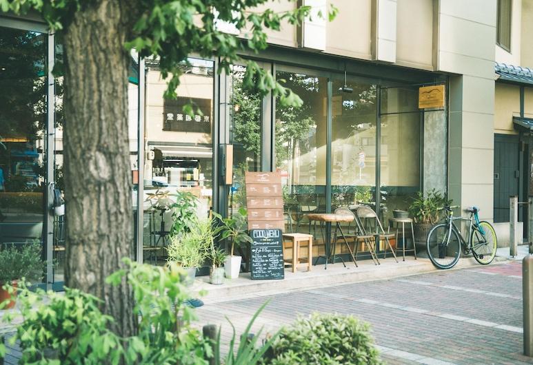 Len KYOTO KAWARAMACHI – Hostel, Kyoto, Hotel Front