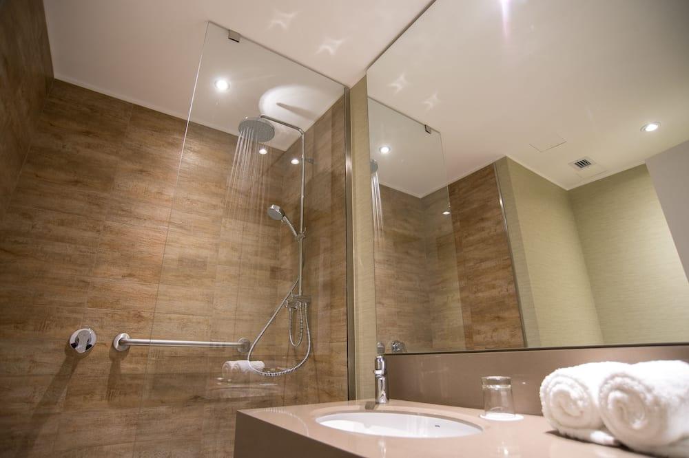 Süit, 1 En Büyük (King) Boy Yatak - Banyo