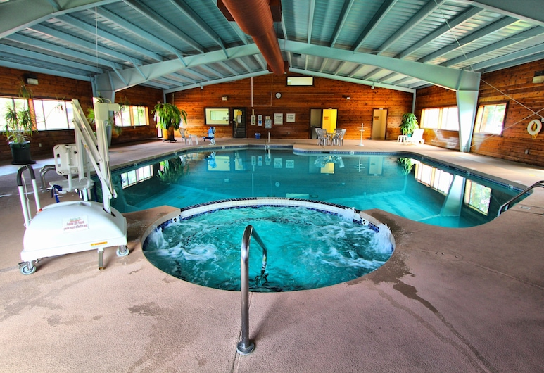 Roundhouse Resort, a VRI resort, Pinetop, Spa