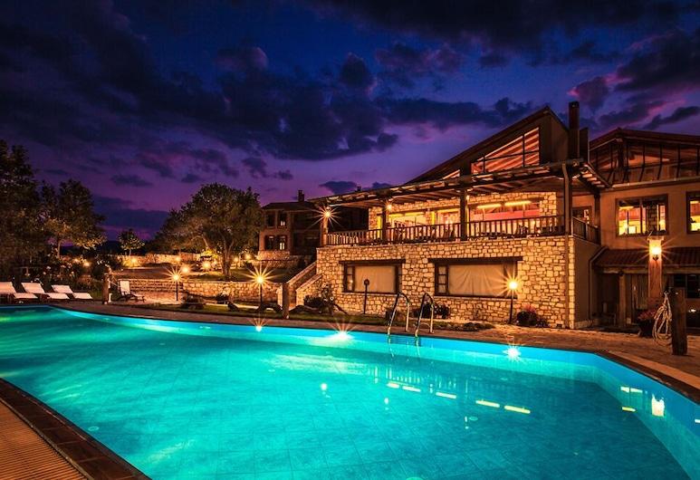 Vitina House, Gortynia, Outdoor Pool