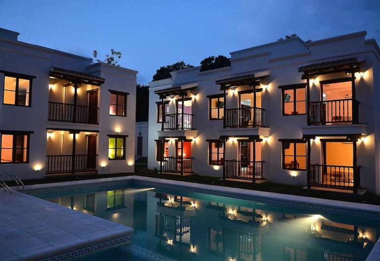 詩人旅館精品酒店, Villa San Lorenzo, 室外泳池