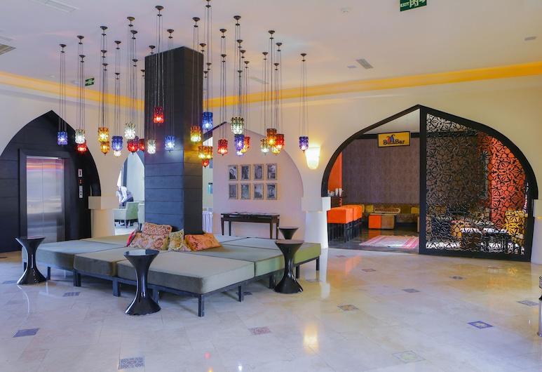 Sheki Saray Hotel, Şəki, Lobby