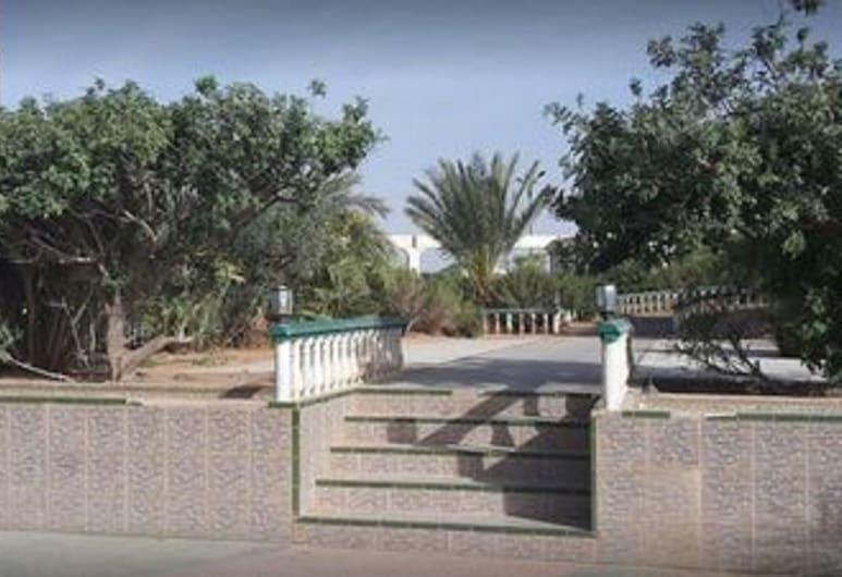 Hotel Belveder, Ghardaia, Courtyard