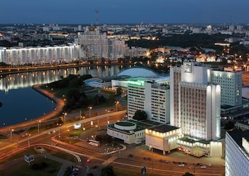 Picture of Hotel Yubileiny in Minsk