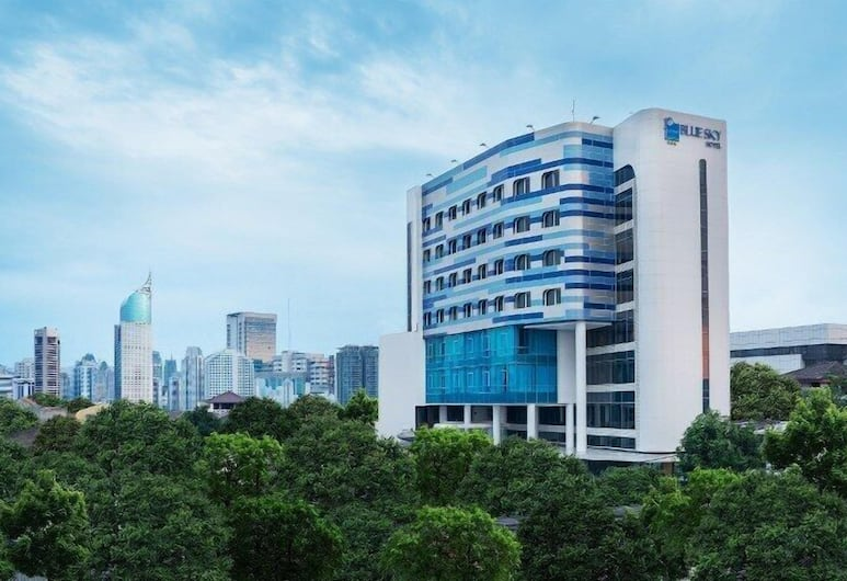 Blue Sky Hotel Petamburan, Jakarta