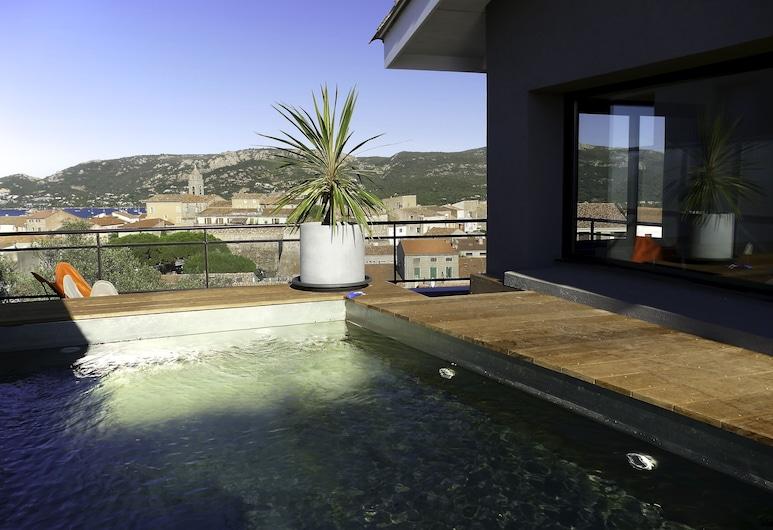 Città di Lume, Porto-Vecchio, Presidential Penthouse, 3 Bedrooms, Balcony