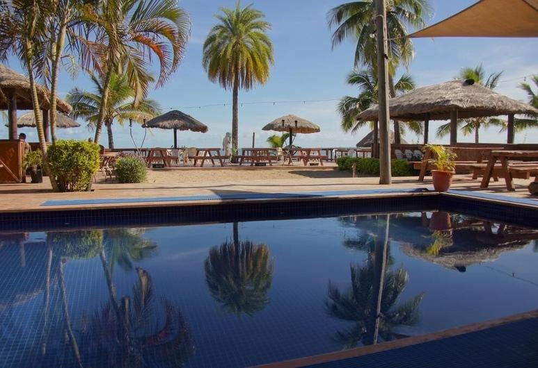 Smugglers Cove Beach Resort and Hotel, Nadi, Blick vom Hotel