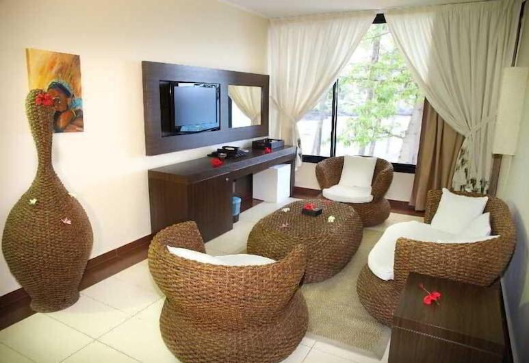 Cristal Itsandra Beach Hotel, Moroni, Pokój