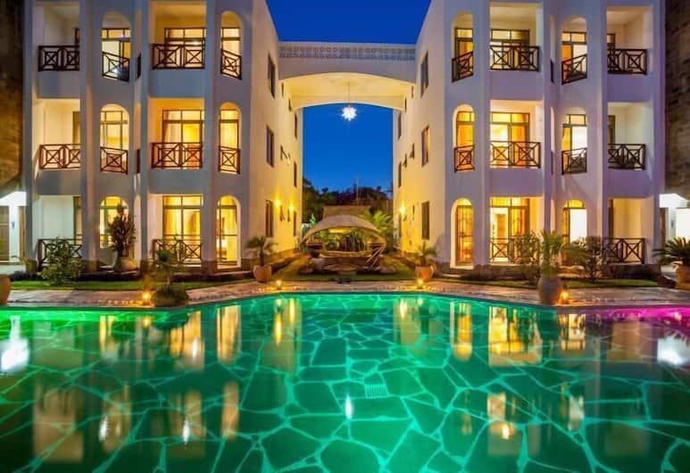 Amani Luxury Apartments Diani Beach, Diani Beach, Pool