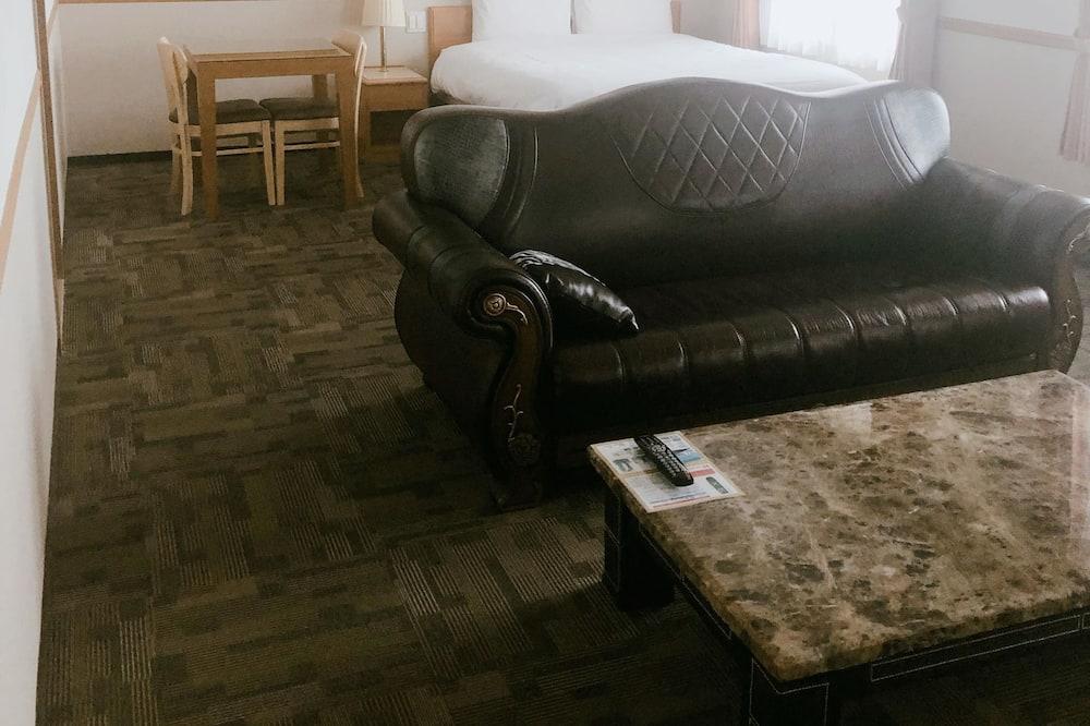 Σουίτα, 1 Διπλό Κρεβάτι - Περιοχή καθιστικού