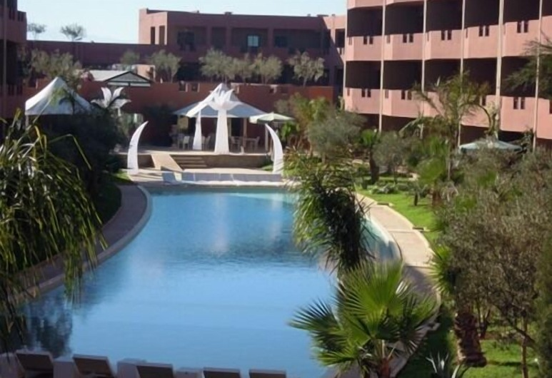 Condo Janat Azaitoune, Marrakech, View from property