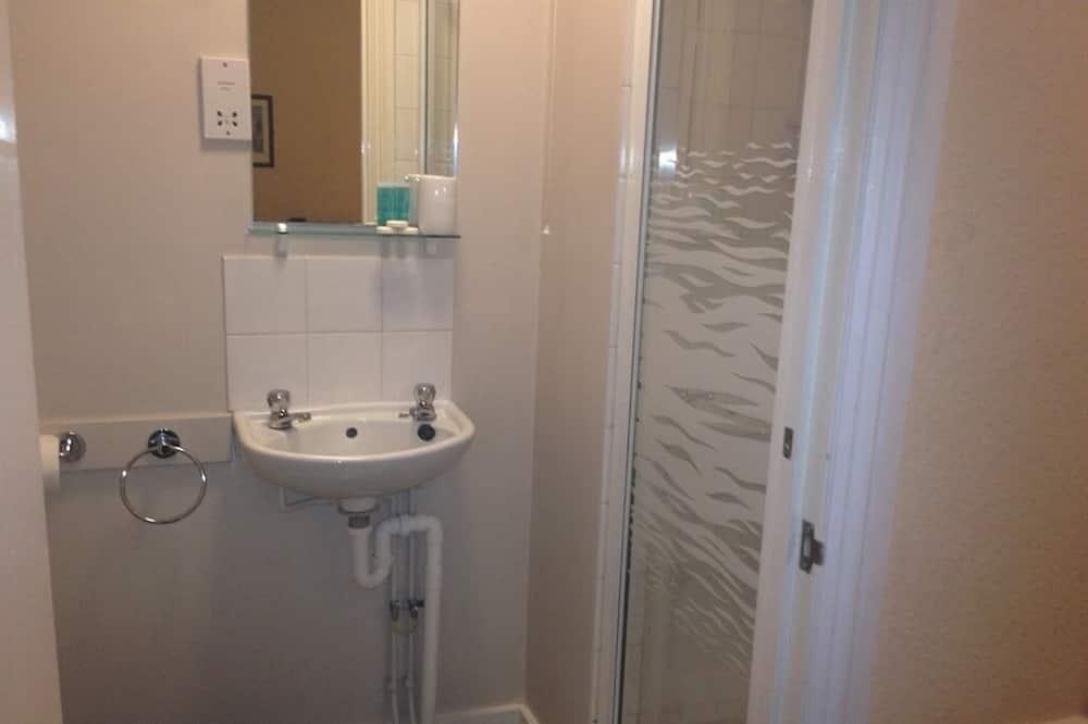 Apartament typu Superior Suite, z łazienką (DBL + 2SGL) - Łazienka