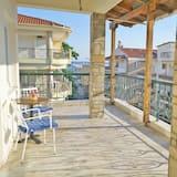 Habitación básica con 1 cama doble o 2 individuales - Balcón