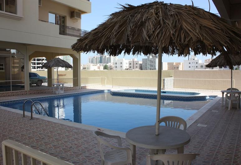 Frsan Plaza, Manama, Pool
