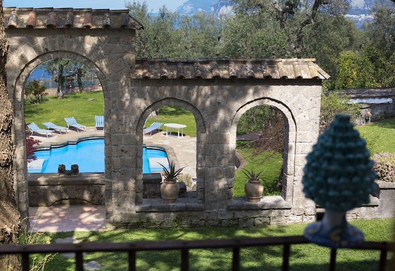 Capo Santa Fortunata, Sorrento, Suite Junior, vista mare, Camera