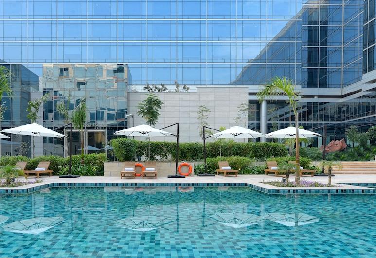 Andaz Delhi - a concept by Hyatt, New Delhi, Piscine en plein air