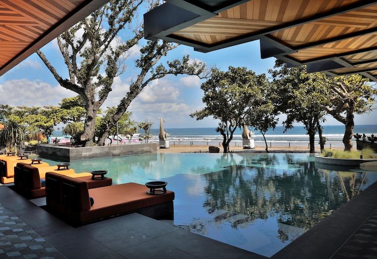 Hotel Indigo Bali Seminyak Beach, an IHG Hotel, Seminyak, Bar do hotel