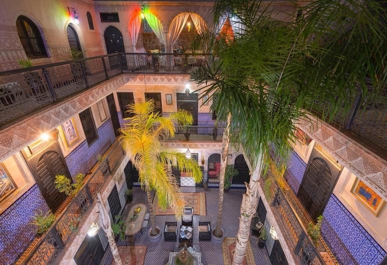 里亞德拉拉齊提旅館, 馬拉喀什