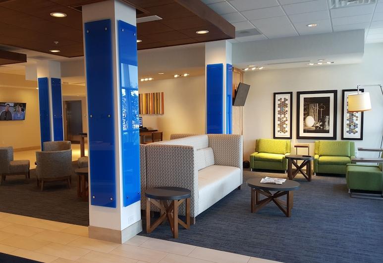 Holiday Inn Express & Suites Toledo West, Toledo, Lobby