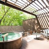 Deluxe Twin Room, Non Smoking (Open-air bath) - Bilik mandi