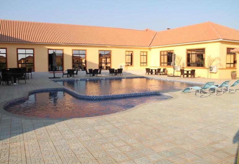 Hotel Ritz Lauca, Menongue, Açık Yüzme Havuzu