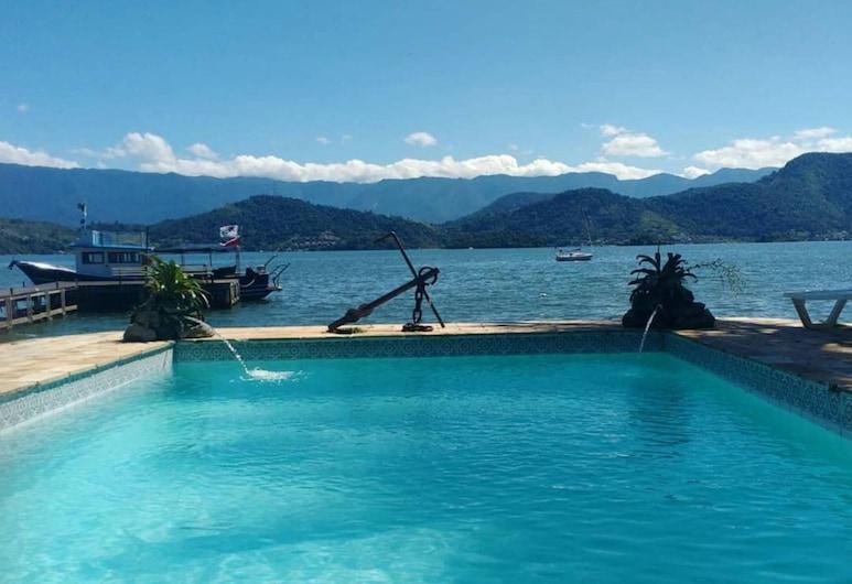 Aquamaster Dive Pousada, Angra dos Reisas, Lauko baseinas