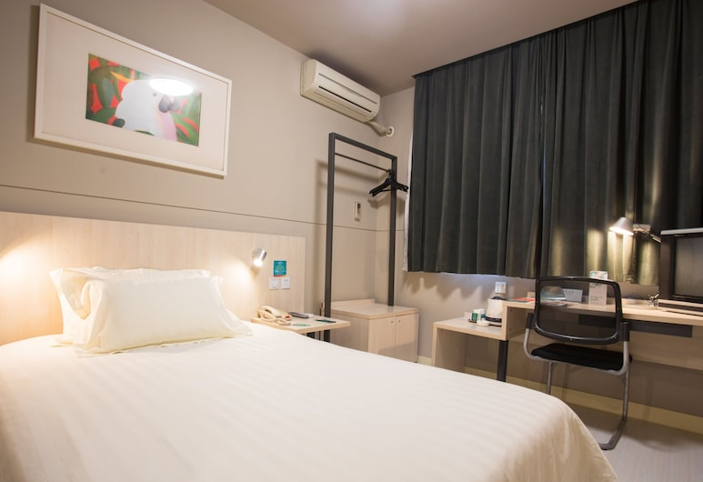 Jinjiang Inn, Suzhou, Guest Room