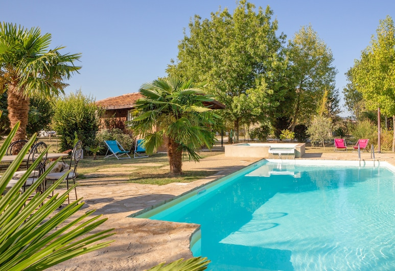 Auberge La Plaine, Chabrillan, Outdoor Pool