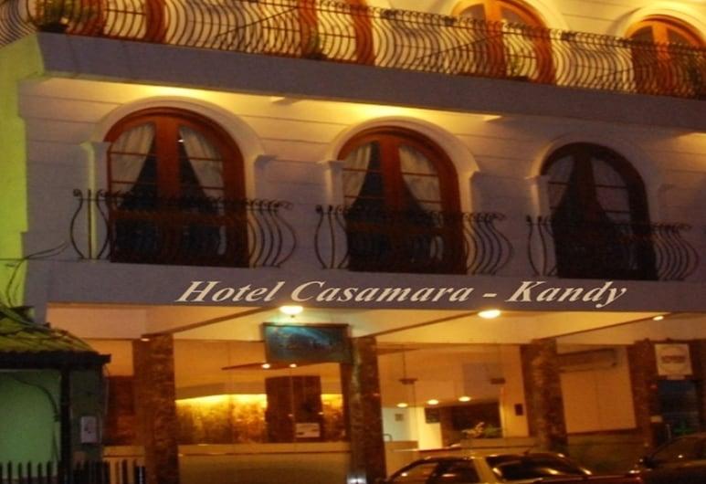 Hotel Casamara, Kandy, Hotel Front – Evening/Night