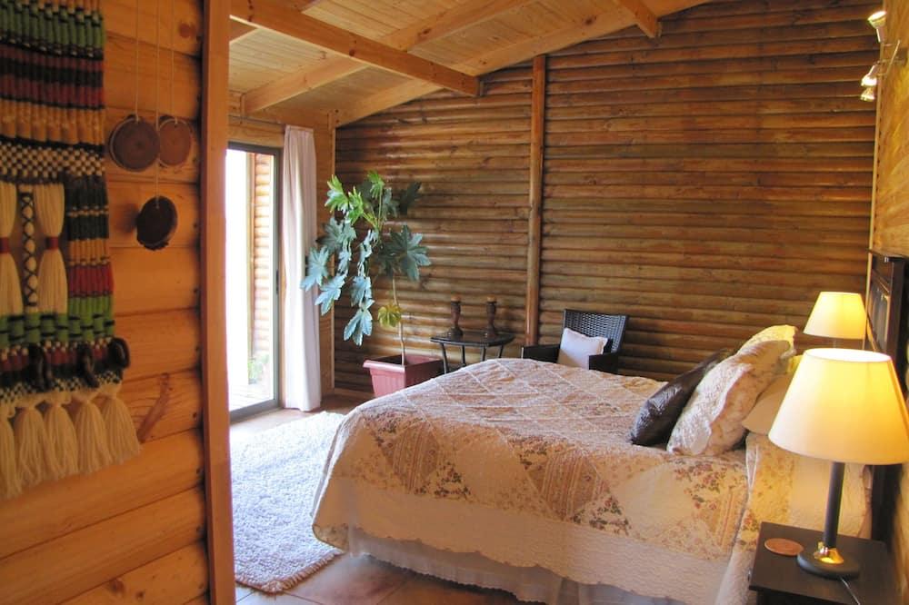 ห้องสแตนดาร์ดดับเบิล, เตียงใหญ่ 1 เตียง, ห้องน้ำส่วนตัว - ห้องพัก