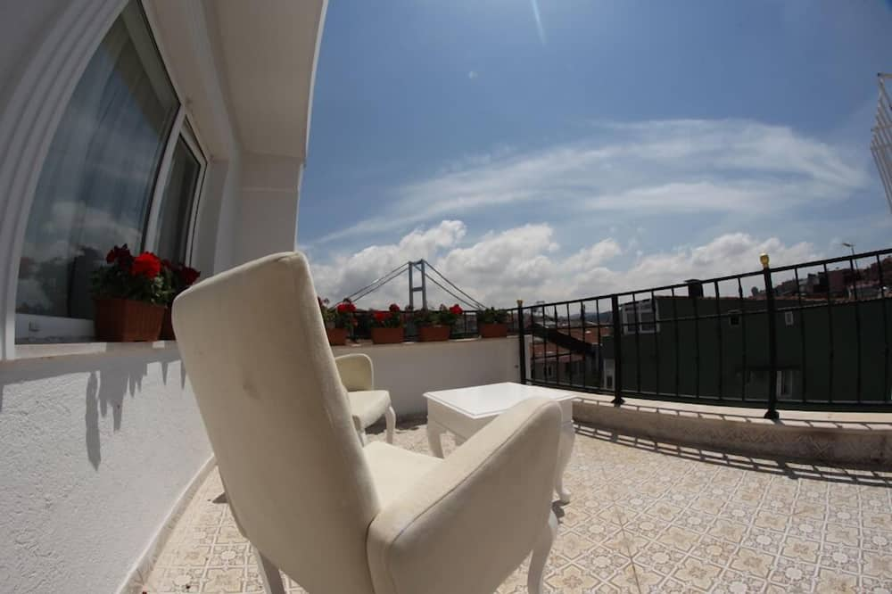 Suite panorámica, terraza - Balcón