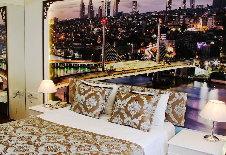 Elite Marmara Bosphorus Suites, İstanbul, Standard Oda, Oda