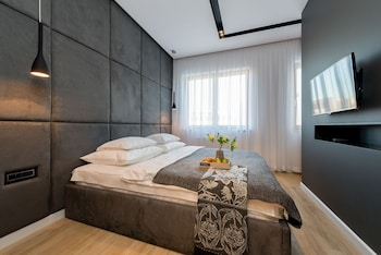 Obrázek hotelu P&O Apartments Wola ve městě Varšava