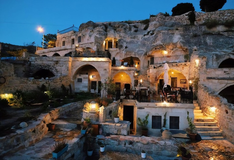 The Cappadocia Hotel, Urgup, Hotel Front