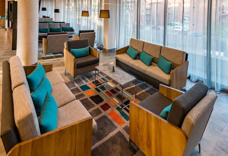 City Lodge Hotel Newtown, Johannesburgo, Salón lounge del hotel