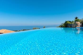 A(z) Art Blue Villas hotel fényképe itt: Lefkada