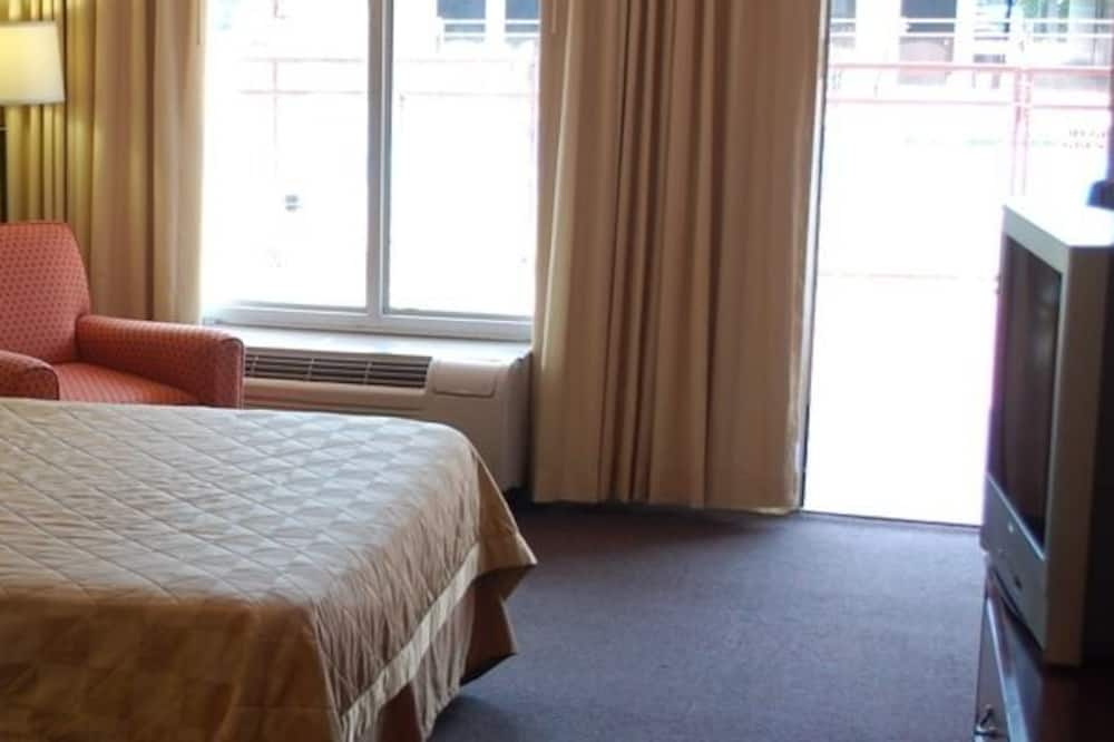 Standard-huone, 1 suuri parisänky - Vierashuone