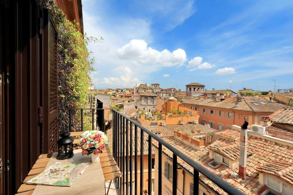 Doppia Deluxe, balcone - Balcone