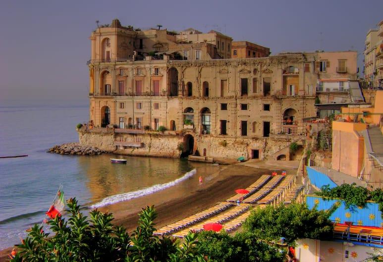B&B Rochel, Naples, Výhľad z hotela