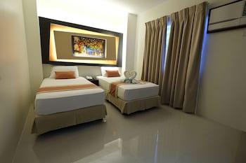 Fotografia do Southpole Central Hotel em Cebu