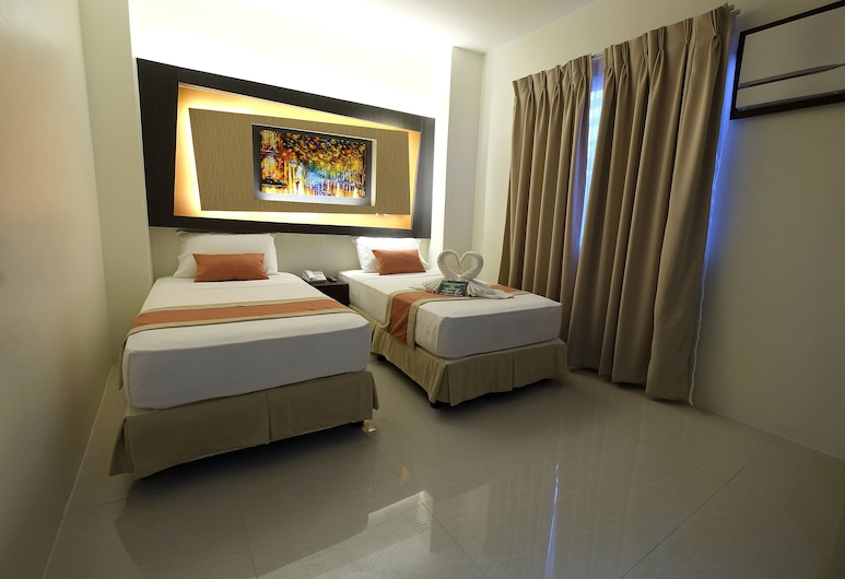 Southpole Central Hotel, Cebu, Suite, Guest Room