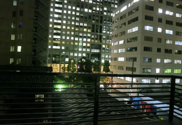 Inno Family Managed Hostel Roppongi, Tokyo, Economy Twin Room, Shared Bathroom, Terrace/Patio