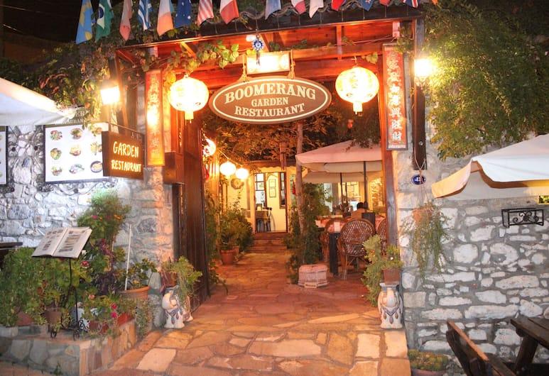 Boomerang Guesthouse, Selçuk, Restoran