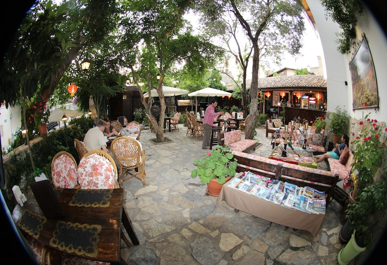 Boomerang Guesthouse, Selcuk, Outdoor Dining