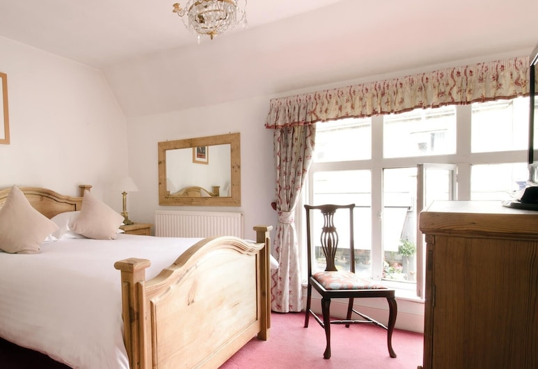 The White Hart Inn, Cheltenham, Chambre Double Supérieure, Chambre